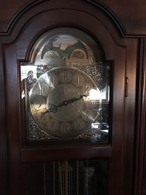 Antique Grandfather Clock for Sale in Portland, OR
