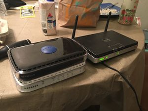 ROUTERS & MODEMNS for Sale in Clovis, CA