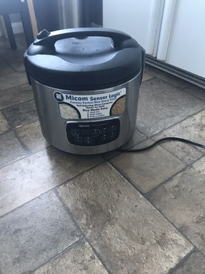 Aroma rice cooker for Sale in Chantilly, VA