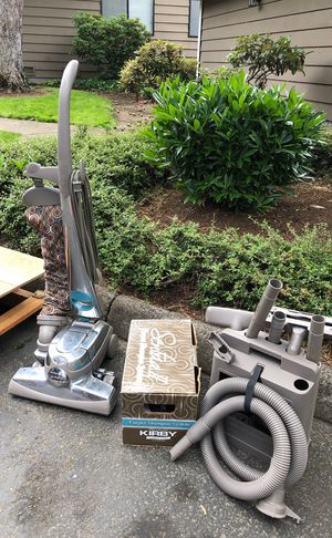 KIRBY Sentria II Vacuum and Shampoo System. for Sale in Hillsboro, OR