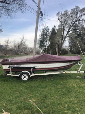 14' Monark w/ trailer for Sale in Canonsburg, PA