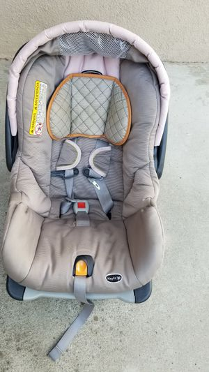 4 to 30 lbs baby car seat for Sale in Chino Hills, CA