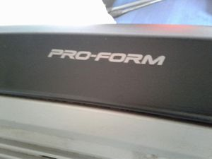 ProForm foldable treadmill with built-in fan for Sale in Holiday, FL