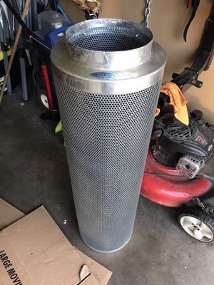 Carbon filter and filter cover for Sale in Denver, CO