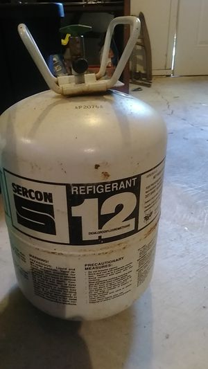 Freon. R12 refrigerent. The original for Sale in Rowlett, TX