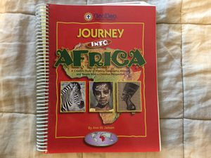 Journey Into Africa Homeschool Curriculum for Sale in CHRISTIANSBRG, VA