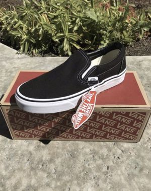 Vans slip on ( Mens 4.5, 11, 12 / Women's 6 ) ONLY ! for Sale in Anaheim, CA