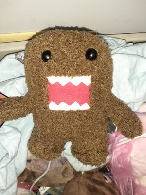 Domo figure for Sale in Greenwood, IN
