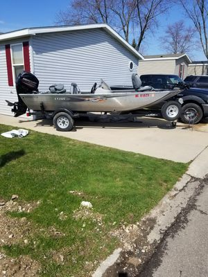 Lowe Skorpion fishing boat for Sale in Novi, MI