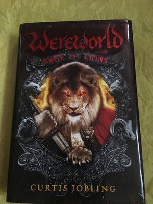 Wereworld Rage of Lions book by Curtis Jobling for Sale in Addison, IL