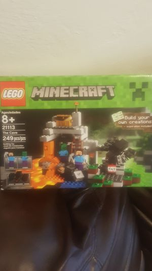 Lego 21113 The Cave New Retired for Sale in Denver, CO