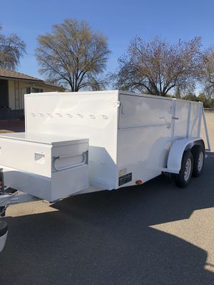Landscape trailer for Sale in Sanger, CA