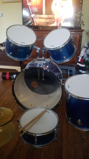 Orbitone Drum set for Sale in Portland, OR