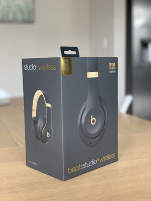 Brand New Wireless Studio3 Beats for Sale in Everett, WA