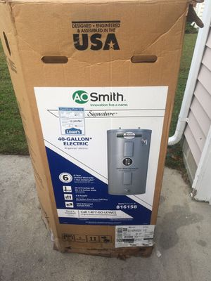 ( Brand New ) Electric Water Heater for Sale in Virginia Beach, VA