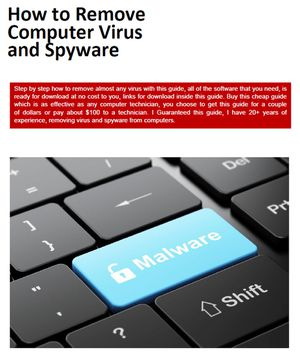 Computer Virus Removal Guide for Sale in Los Angeles, CA