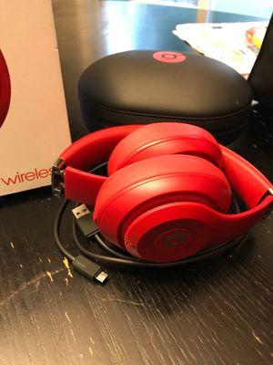 Beats Studio Wireless 3 (Red) for Sale in Southfield, MI