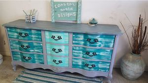 Beachy Coastal Chic Dresser / TV Stand for Sale in Hawthorne, CA