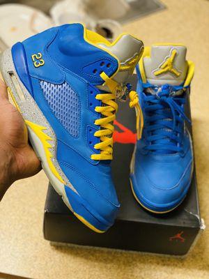 """Air Jordan Retro 5 """" Laney """" for Sale in Saint Charles, MO"""