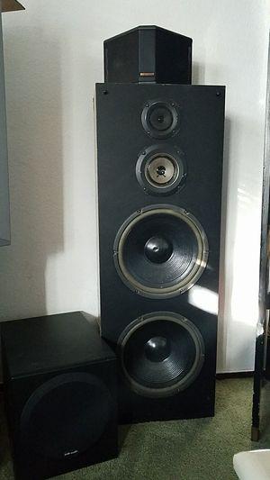 Klipsch/polck audio / bose Speakers for Sale in Pinole, CA