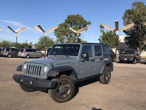 2014 Jeep Wrangler Unlimited for Sale in Glendale, AZ