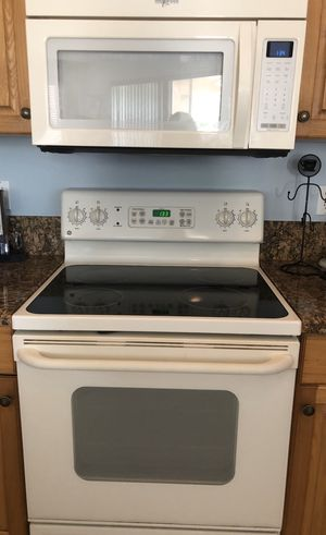 GE appliances and like new Whirlpool Microwave for Sale in Lake Worth, FL