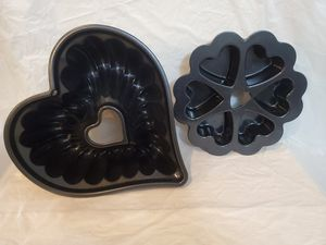 Nordicware cake pans for Sale in Houston, TX