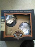Brand New Genuine Harley Davidson clear lens Auxiliary lamps for Sale in Washington, PA