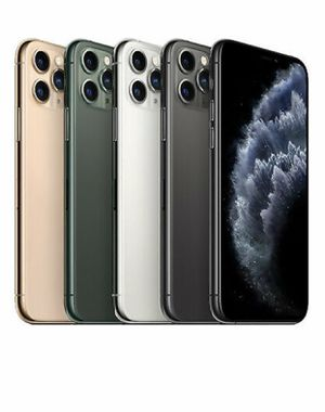 Apple iPhone 11 Pro 64GB 256GB 512GB Verizon + GSM Unlocked T-Mobile AT&T 4G LTE for Sale in Cottondale, AL