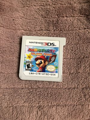 Mario Party 3DS for Sale in Antioch, CA