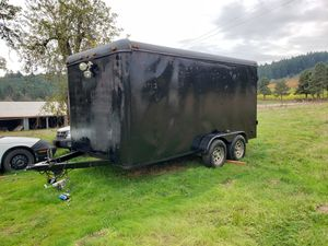 7x14 Enclosed Cargo Trailer for Sale in Hillsboro, OR