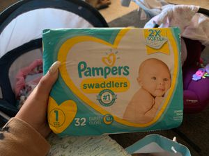 Pampers Diapers for Sale in San Diego, CA