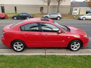 2005 mazda 3,titulo limpio,smog check hecho for Sale in San Diego, CA