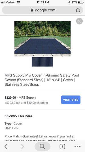 Pool cover/ solar heater for Sale in El Cajon, CA