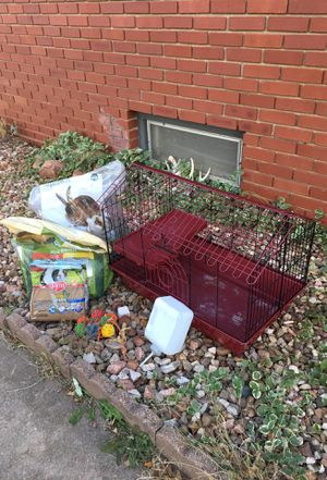 Guinea pig cage! All accessories included!! for Sale in Wichita, KS