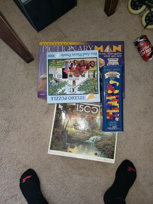 Game and puzzles for Sale in Sacramento, CA