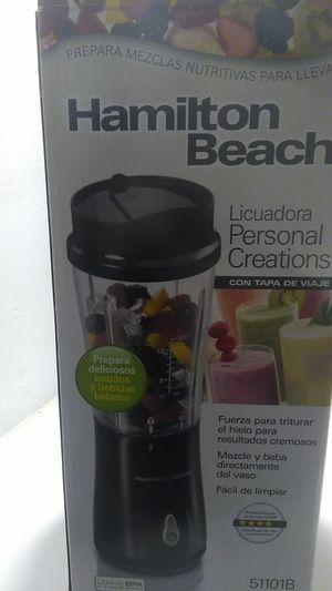 Hamilton Beach personal blender for Sale in Lauderdale Lakes, FL