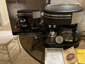 West Bend 3 In 1 Coffee Station for Sale in Olney,  MD