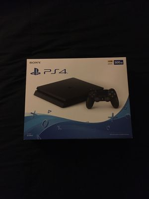 SONY PS4 SYSTEM Brand New (Factory Sealed) for Sale in Bowie, MD