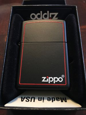 New ZIPPO Lighter COLLECTORS ITEM !! for Sale in Wilmington, MA