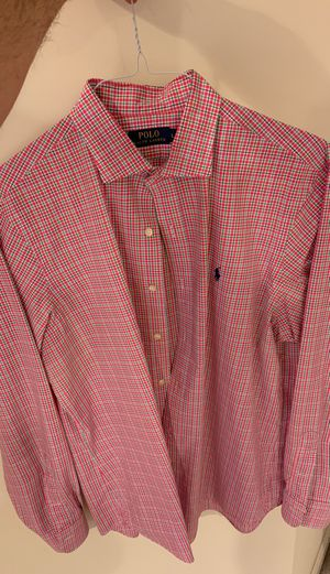 Polo dress shirt for Sale in Laurel, MD