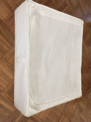 IKEA under bed fabric storage container drawer square big for Sale in Los Angeles, CA