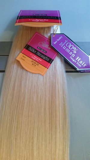 Silky straight blonde hair extensions for Sale in Downey, CA