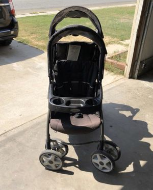Graco double stroller for Sale in March Air Reserve Base, CA