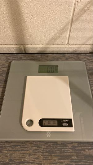 digital kitchen scale digital food scale for Sale in Kissimmee, FL