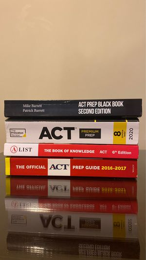 New Unmarked ACT Books for Sale in Brentwood, TN