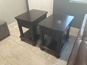 Side tables for Sale in Phoenix, AZ