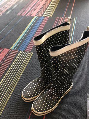 ESprit Rain Boots size 7.5 for Sale in Washington, DC