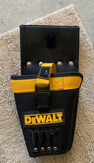 Dewalt Drill Holder for Sale in Monument, CO
