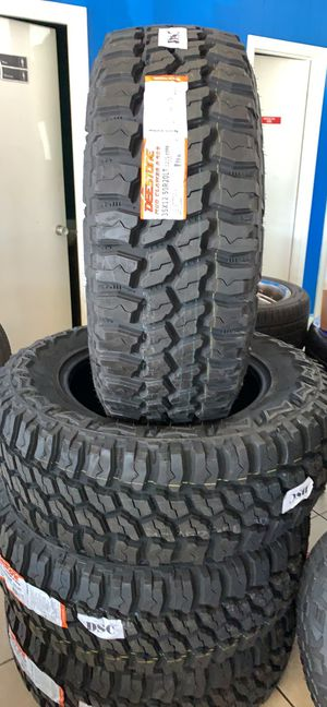 NEW TIRES IN STOCK $39 Down and ready to roll 100 days same as cash price 💙 for Sale in Raleigh, NC